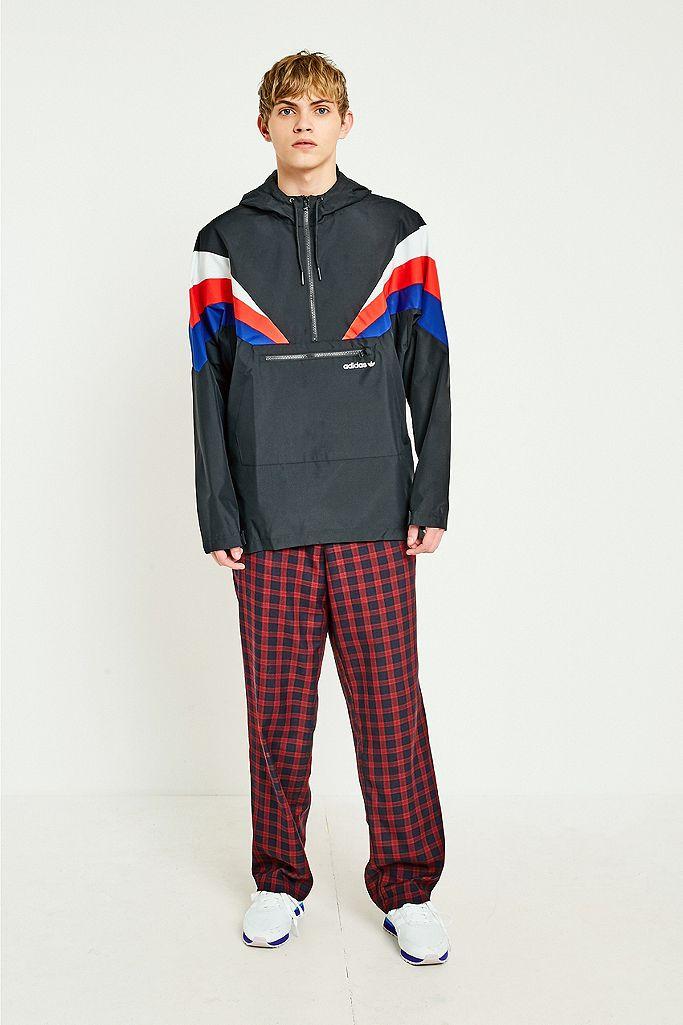 adidas Originals St. Petersburg Fontanka Half Zip Black