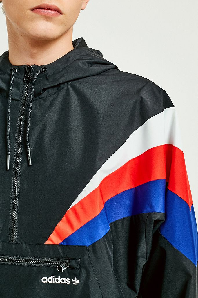 adidas Originals St. Petersburg Fontanka Half Zip Black
