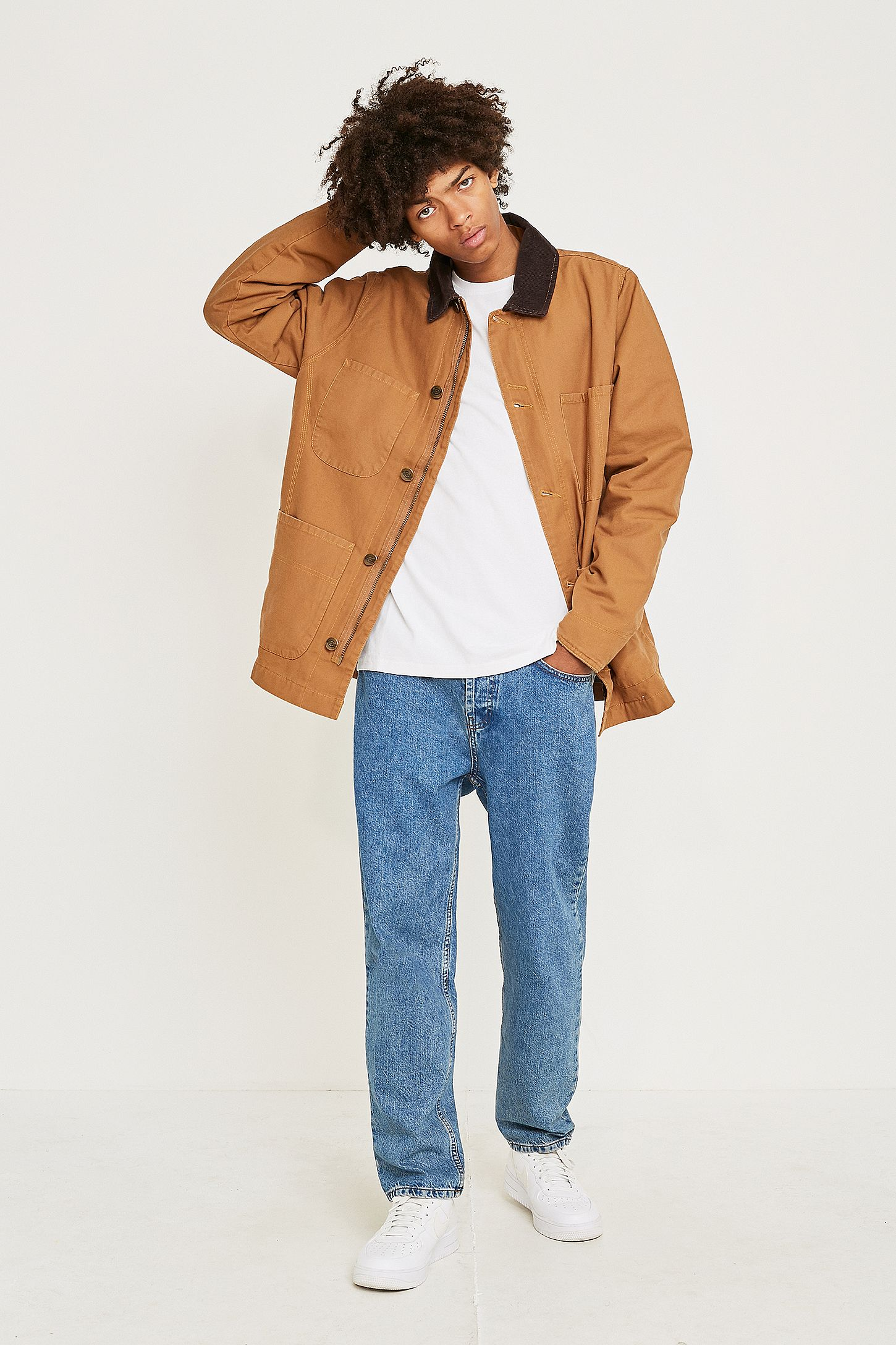 a13dff8ce Dickies Norwood Tan Jacket
