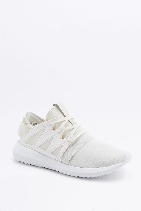 221af07a96a6 adidas Originals Tubular Viral Off-White Trainers