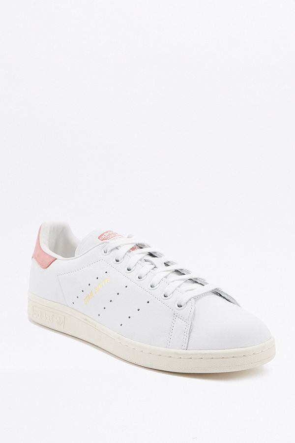 nouveau concept 53952 a8b42 adidas Originals Stan Smith White and Pink Trainers | Urban ...