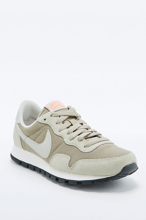 plus récent af0c2 e54d2 Nike Air Pegasus 83 Beige Trainers | Urban Outfitters UK