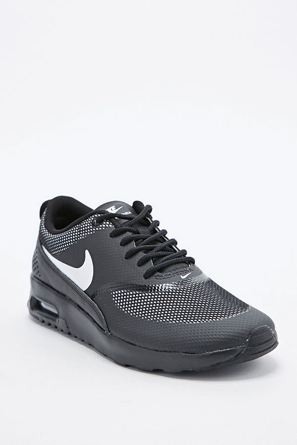 1cba41f69ed7e Nike Air Max Thea Trainers in Black | Urban Outfitters UK