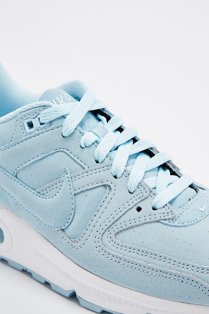 Nike Baskets Air Max Command Premium bleu glacier   Urban