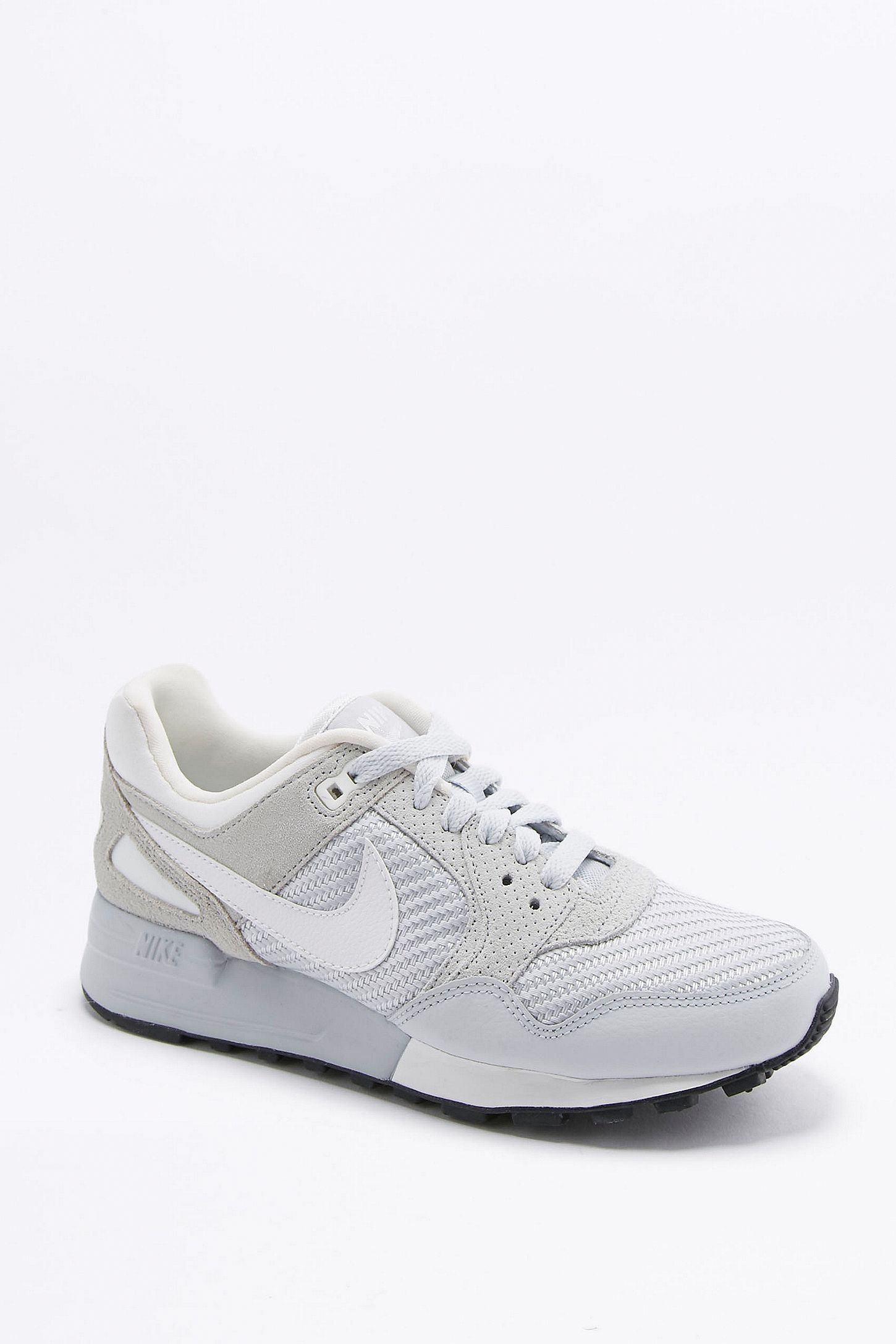 960f501f349c Nike Air Pegasus 89 Grey and White Trainers. Click on image to zoom. Hover  to zoom. Double Tap to Zoom