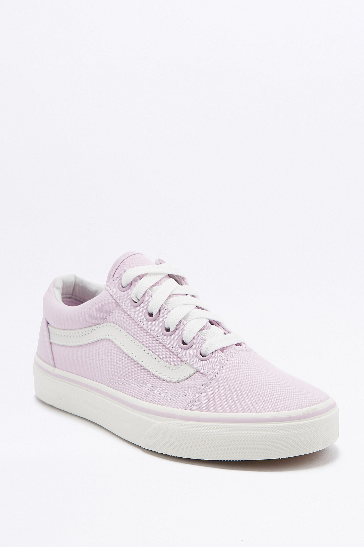 1433a28cb14f Vans Old Skool Baby Pink Trainers
