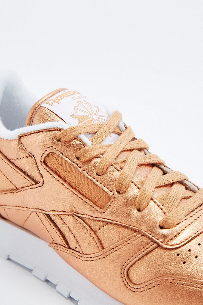 Reebok Classic – Sneaker in Kupfer