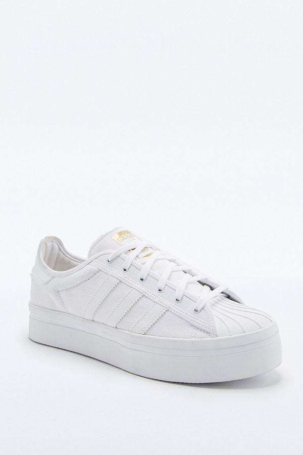adidas superstar rize blanche