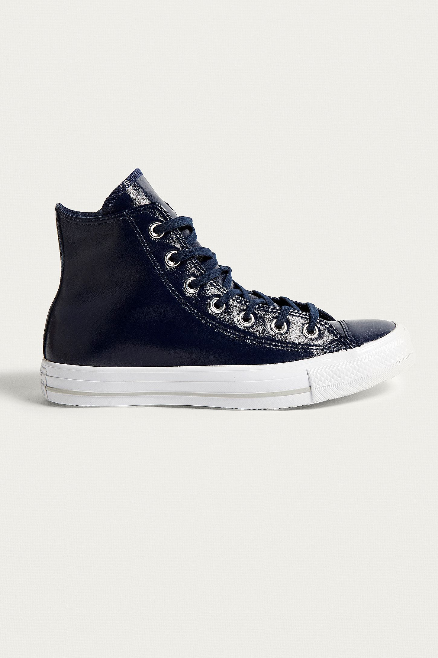 0196ef5038a8c7 Converse Chuck Taylor All Star Patent Leather High Top Trainers. Click on  image to zoom. Hover to zoom. Double Tap to Zoom