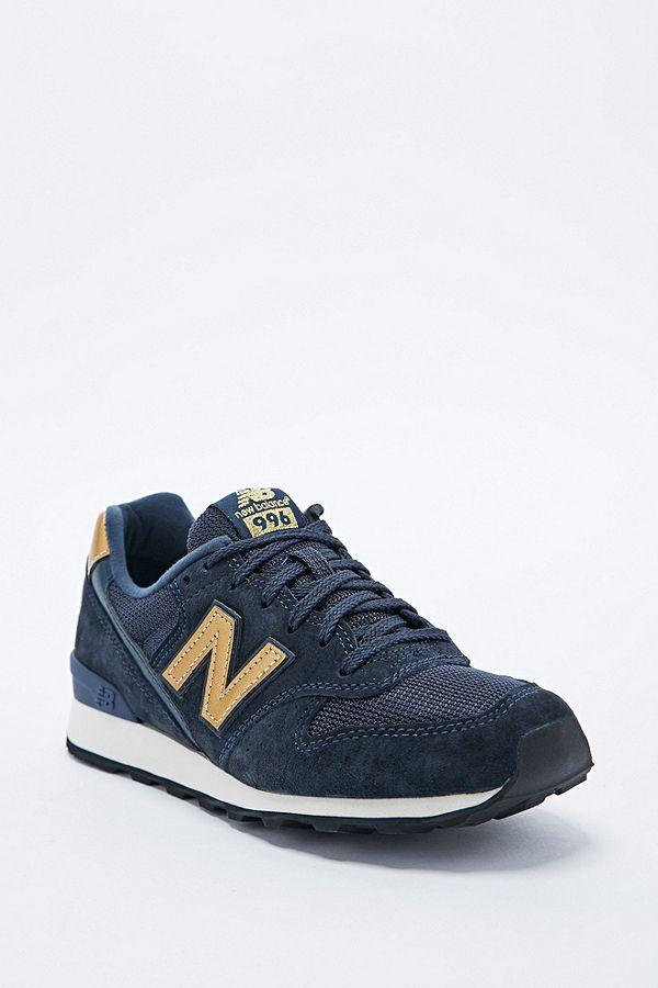new balance 996 femme bleu gold
