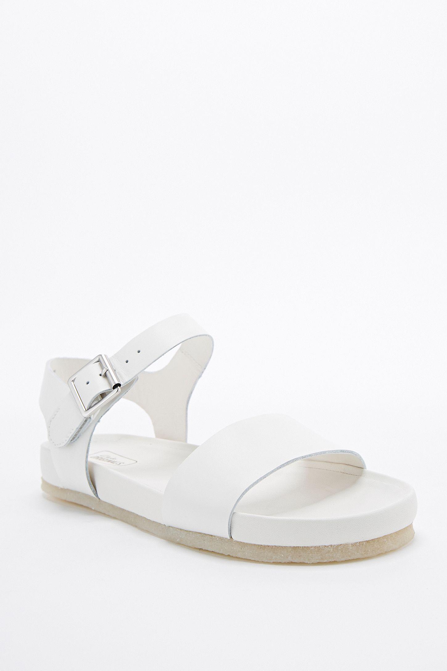 82e66698085c Clarks Dusty Soul Sandals in White