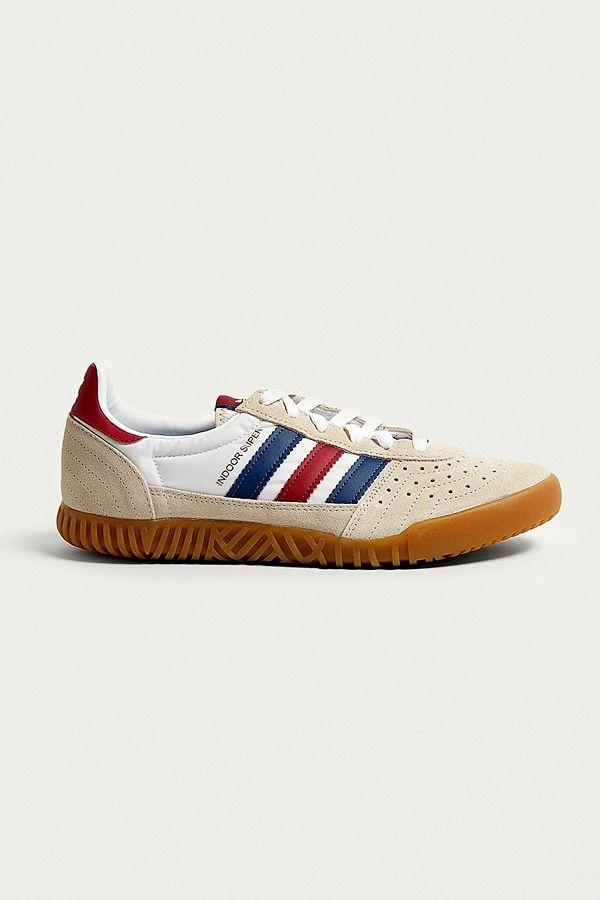 rencontrer 46570 f4e8c adidas Originals Indoor Super Tan Trainers
