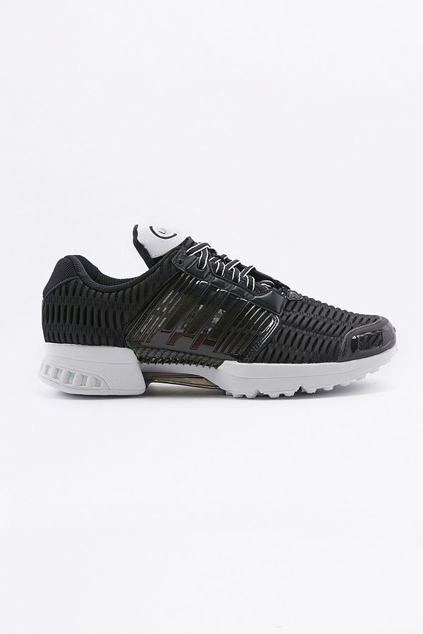 new concept 424b8 1db3c adidas ClimaCool 1 Core Black and White Trainers