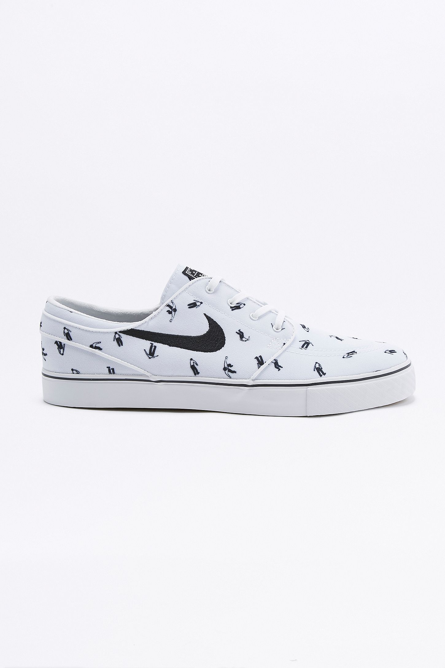 dd51f6dece7a Nike SB Zoom Stefan Janoski Canvas Premium Trainers. Click on image to zoom.  Hover to zoom. Double Tap to Zoom