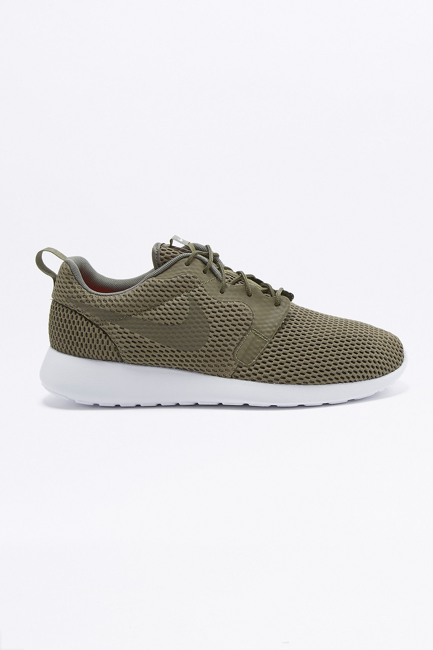 premium selection 7a29d d7313 Nike Roshe One Hyper Breathe Khaki Trainers. Click on image to zoom. Hover  to zoom. Double Tap to Zoom