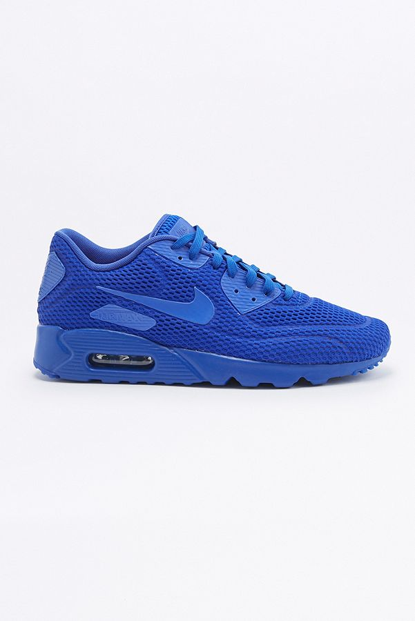 taille 40 1a1d3 23781 Nike Air Max 90 BW Ultra Blue Trainers