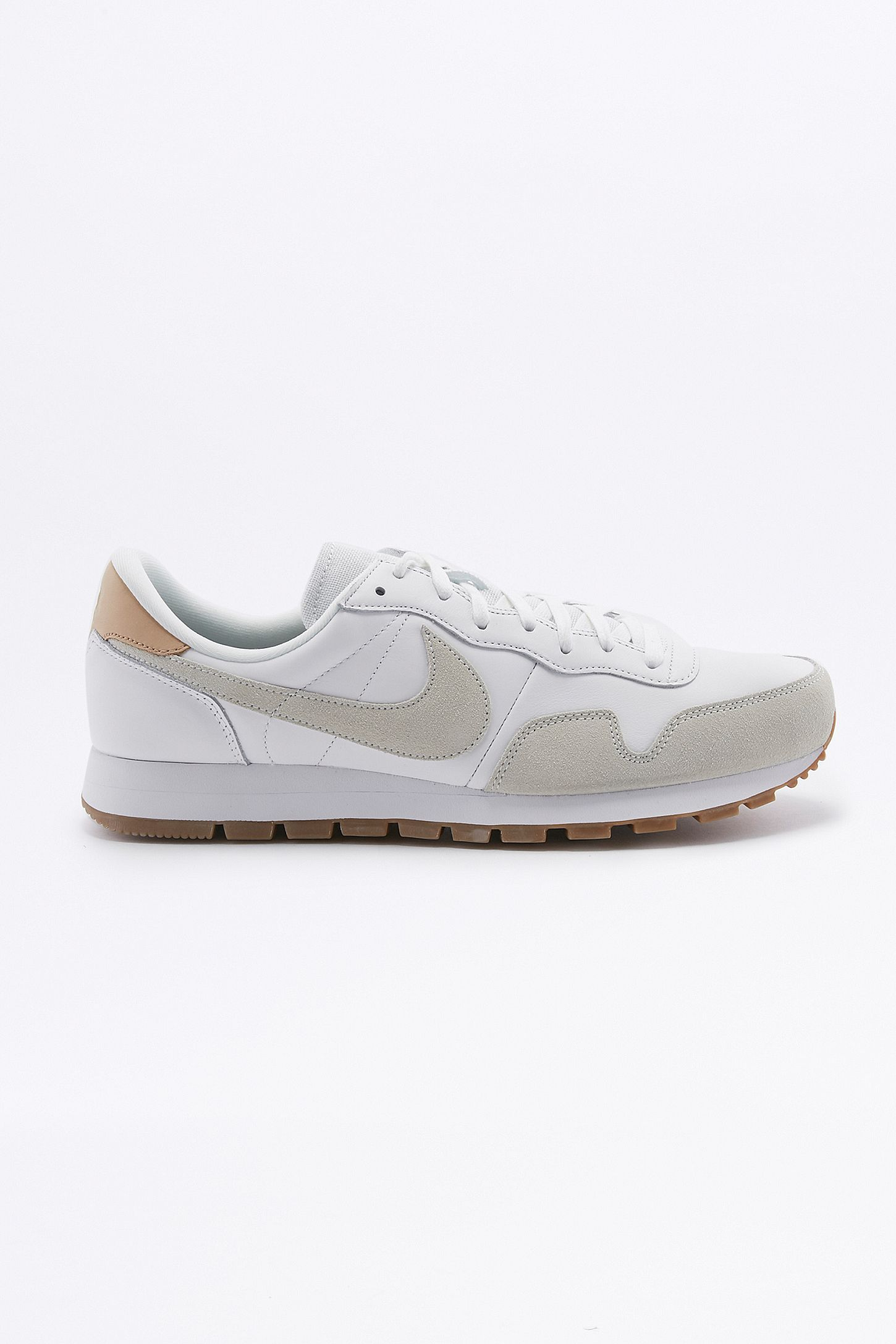 watch 86d23 044cd Nike Air Pegasus 83 Premium White Trainers. Click on image to zoom. Hover  to zoom. Double Tap to Zoom