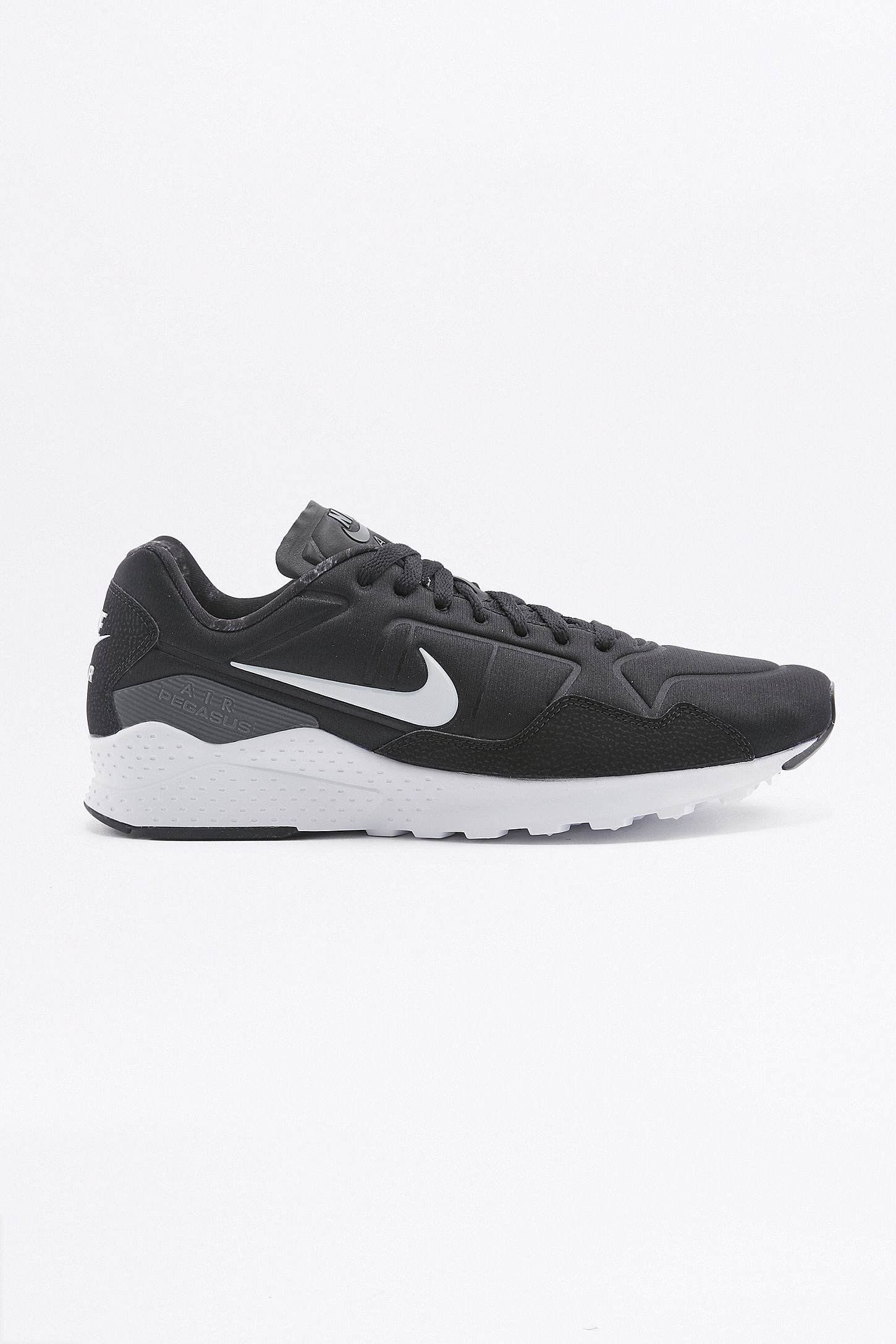 837325d617dd Nike Air Zoom Pegasus 92 Black Trainers. Click on image to zoom. Hover to  zoom. Double Tap to Zoom