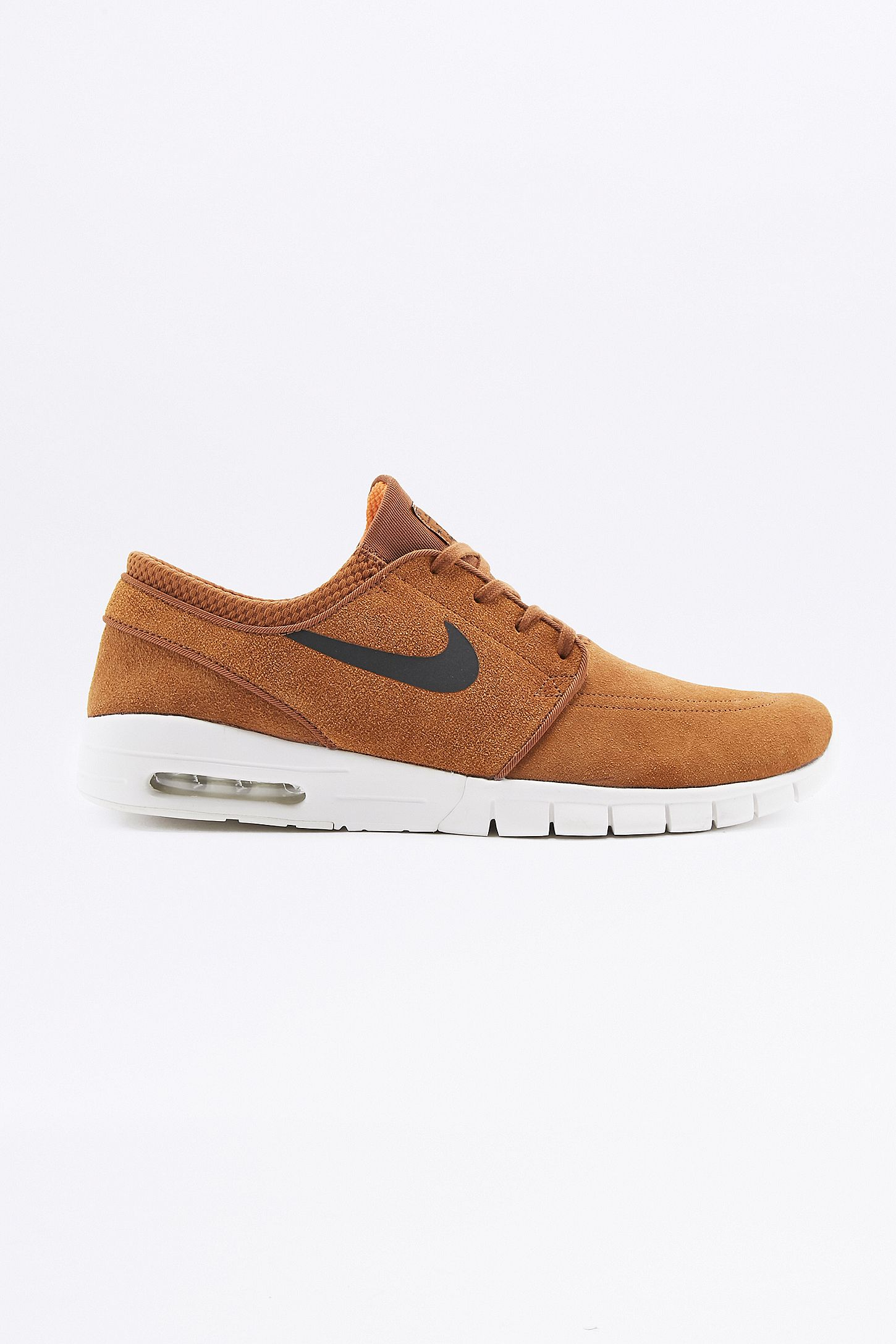 e80119786b Nike SB Stefan Janoski Max Tan Trainers. Click on image to zoom. Hover to  zoom. Double Tap to Zoom