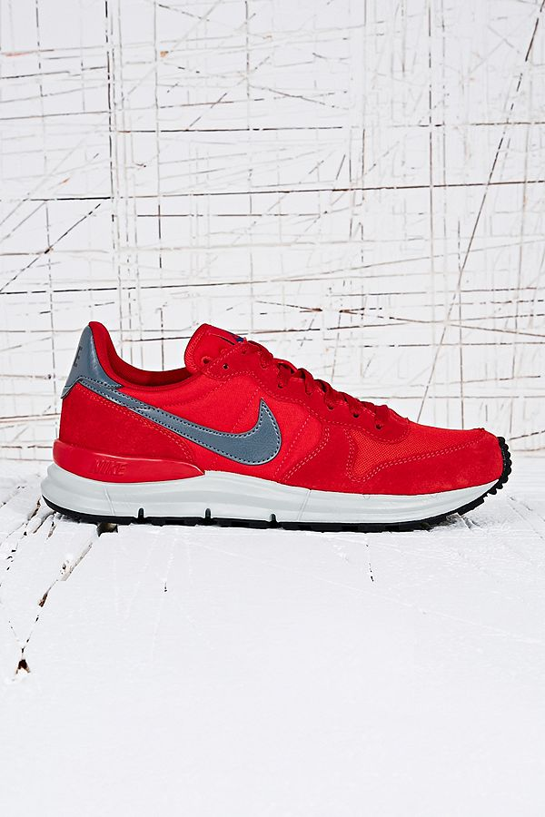 "new product 7befa 67214 Nike ""Lunar Internationalist"" Sneaker in Rot"