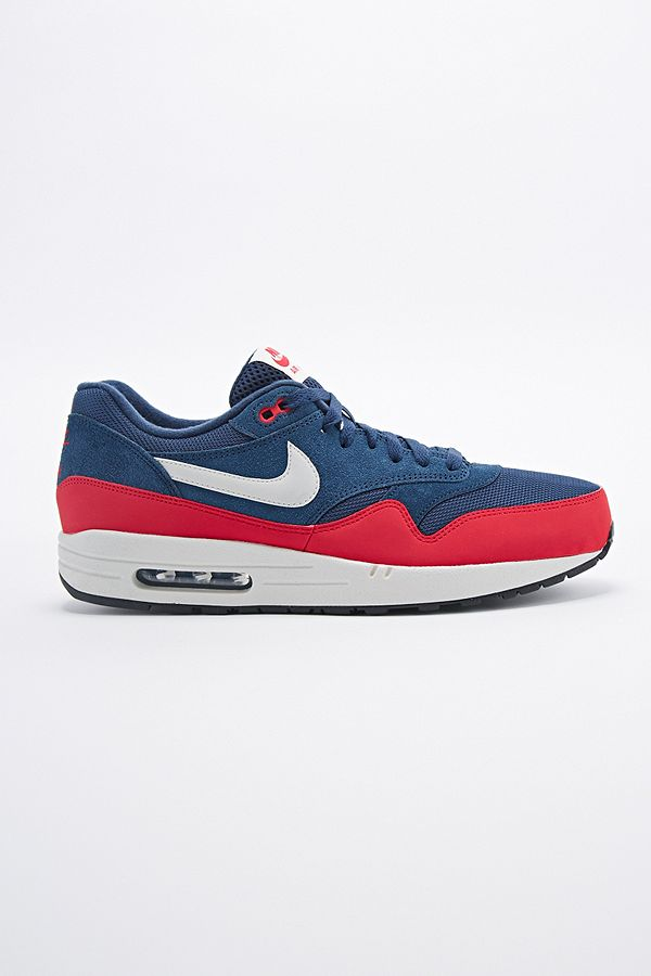 Essential Nike Trainers Outfitters And Max RedUrban Air 1 In Navy Uk tsdCxQhr
