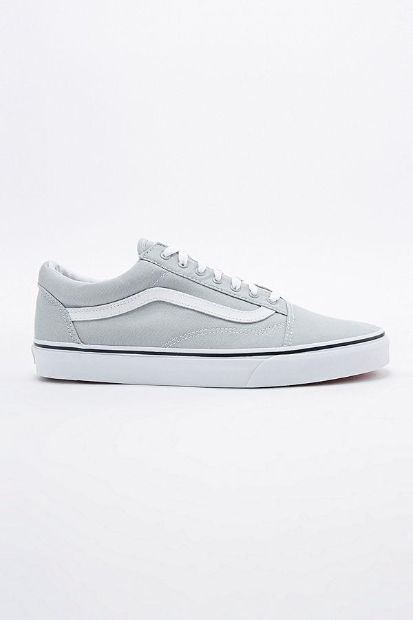 Vans Old Skool White Snakeskin Platform Sneakers | HYPEBAE