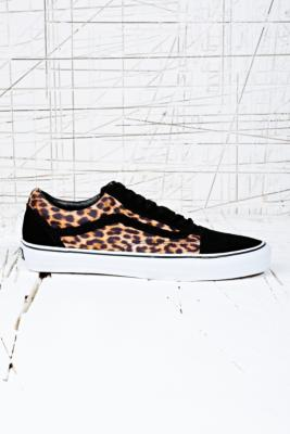 leopard vans uk
