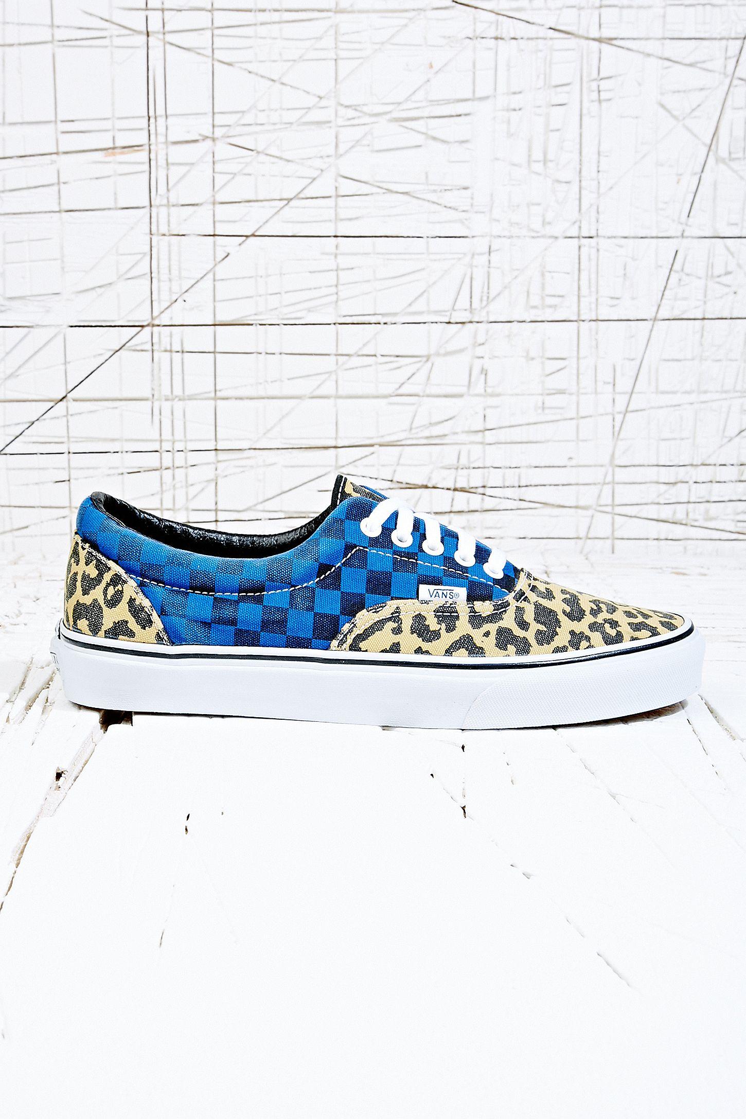 12fefa691c Vans Doren Era Trainers in Leopard Print