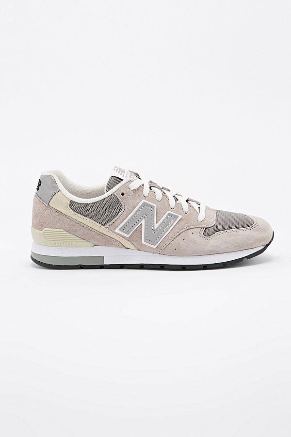 promo code b29a7 9106d New Balance 996 Revlite Trainers in Grey | Urban Outfitters UK