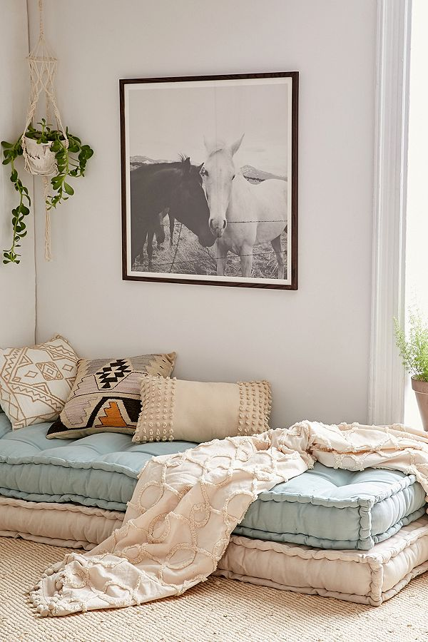 Slide View: 1: Rohini Daybed Tufted Cushion