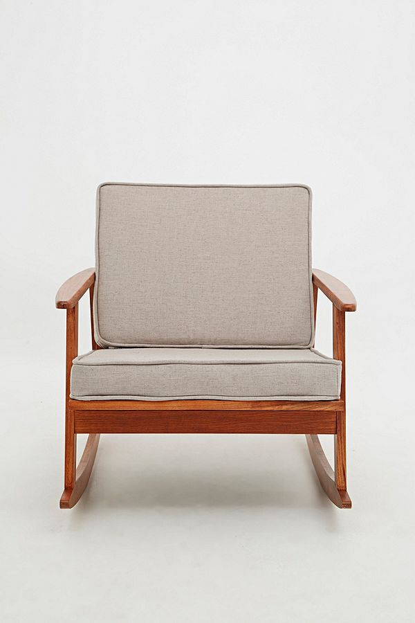Fine Danish Rocking Chair In Stone Urban Outfitters Uk Pdpeps Interior Chair Design Pdpepsorg