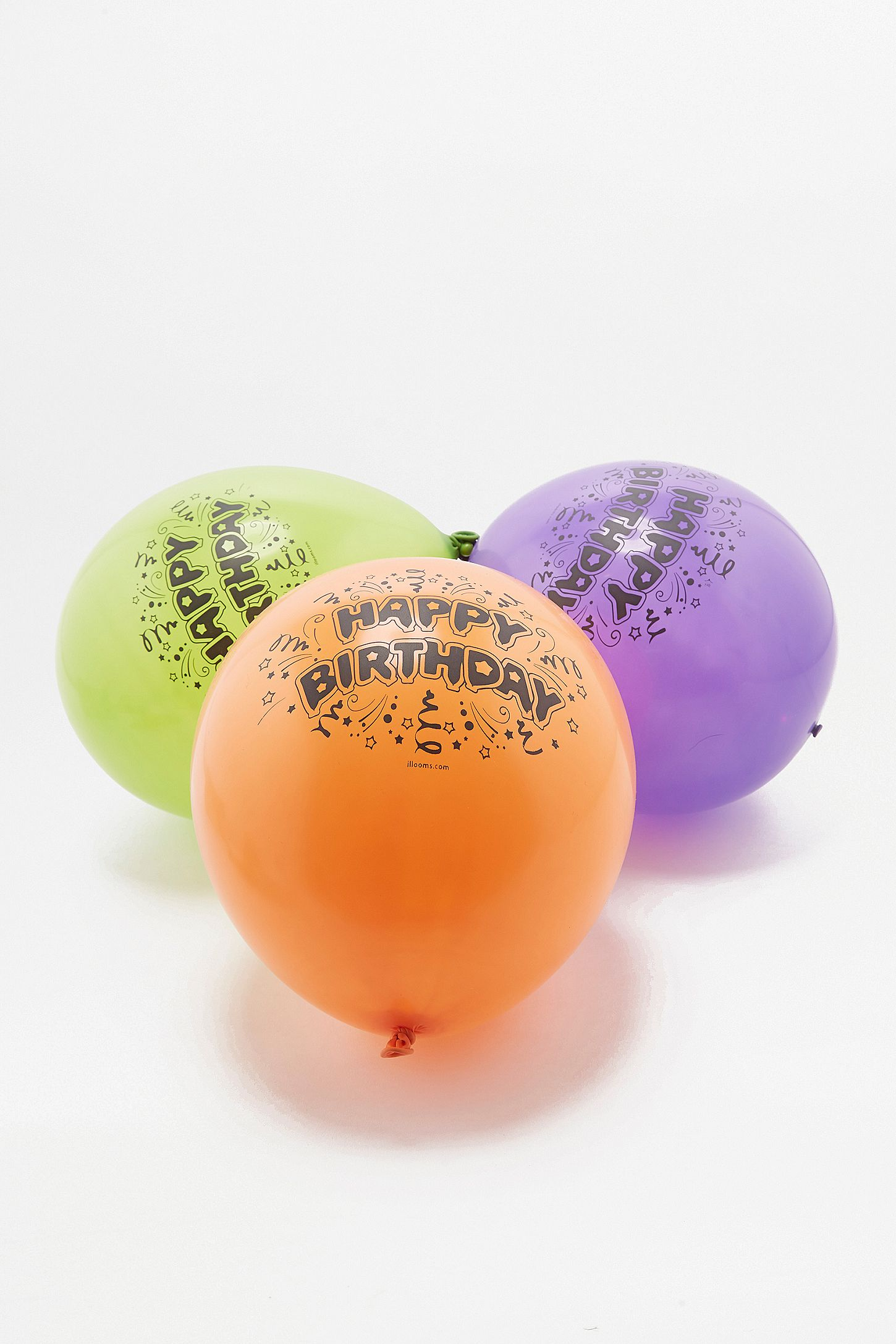 Happy Birthday Light Up Balloons Click On Image To Zoom Hover Double Tap