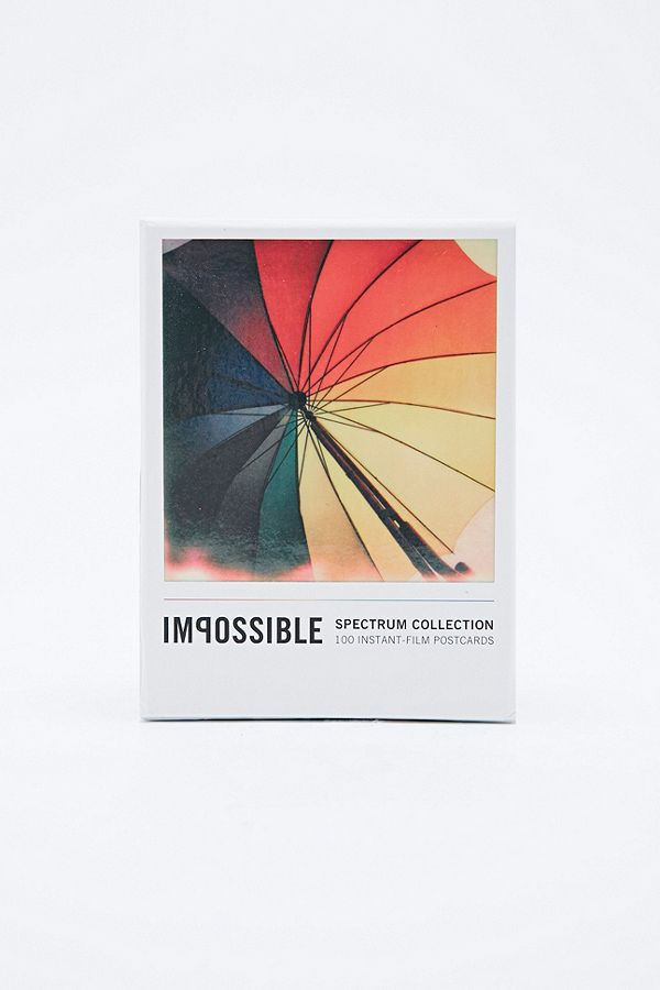 Impossible Project Polaroid Postcards | Urban Outfitters UK