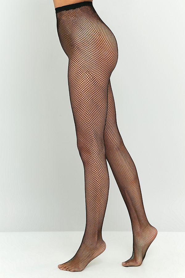 98d79b62b2b489 Black Fishnet Tights | Urban Outfitters UK