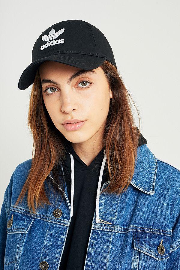 5f6a69402ed adidas Originals Trefoil Baseball Hat