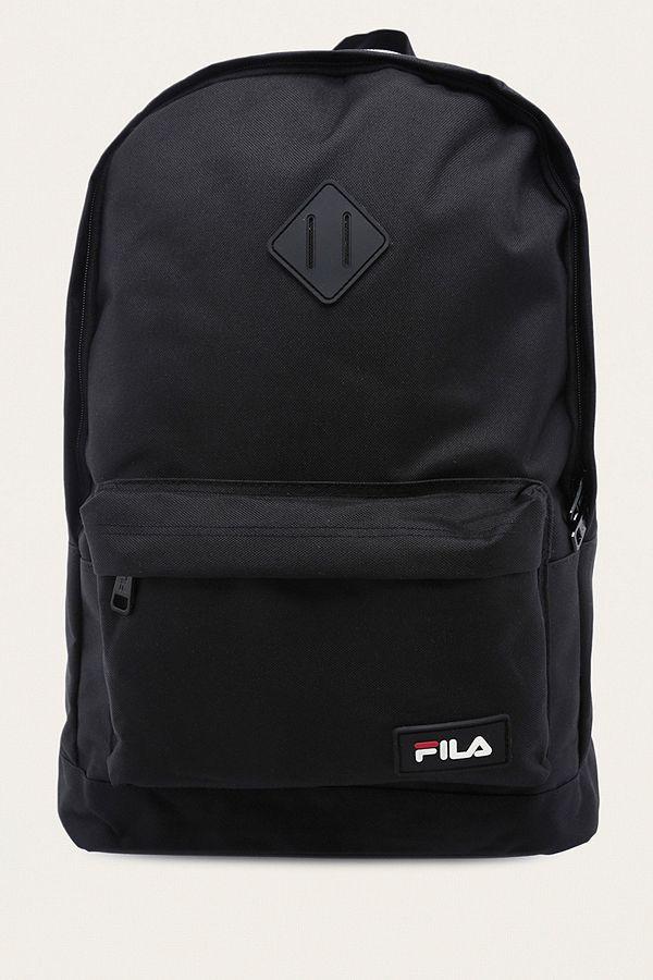 97d2870fed FILA Black Backpack