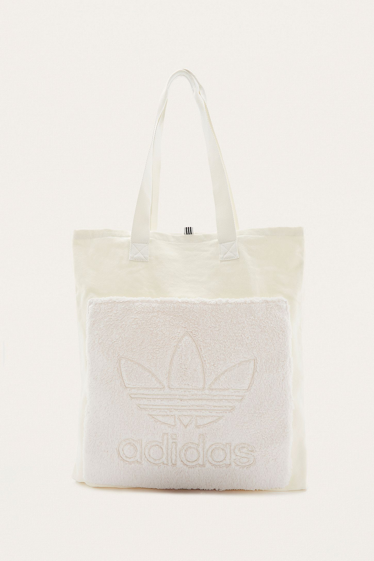 9e7324291b adidas Originals Trefoil Canvas Tote Bag. Click on image to zoom. Hover to  zoom. Double Tap to Zoom