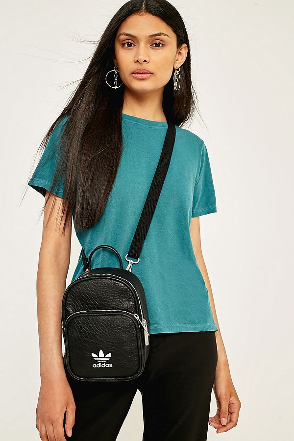 6b3fb86555 adidas Originals Classic Mini Backpack