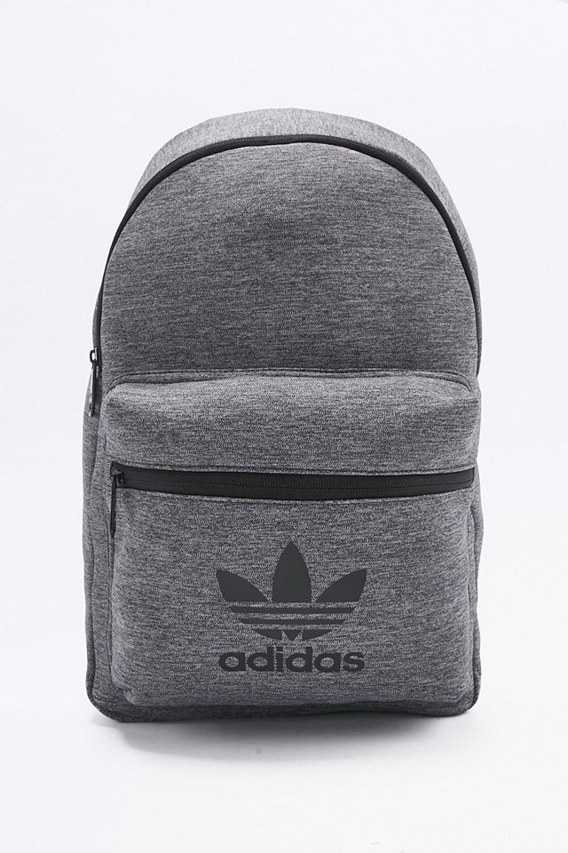 adidas Originals Grey Jersey Backpack | Urban Outfitters UK