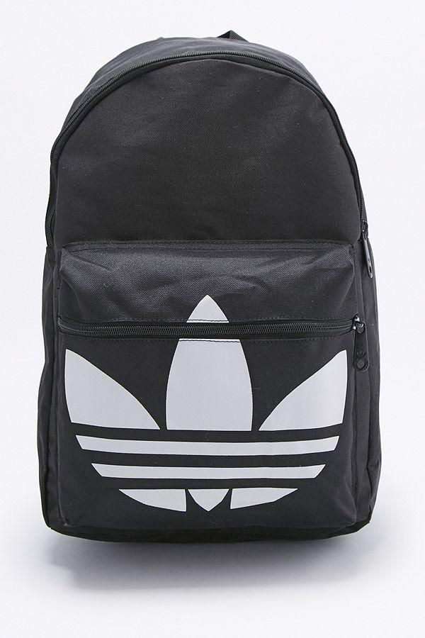 À Sac Noir TrèfleUrban Originals Dos Classique Adidas Logo 7Ybg6yIfv