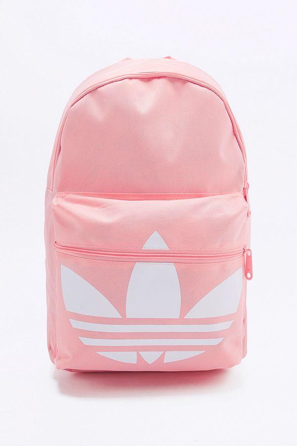 90d35c4323e3 adidas Originals Trefoil Pink Backpack