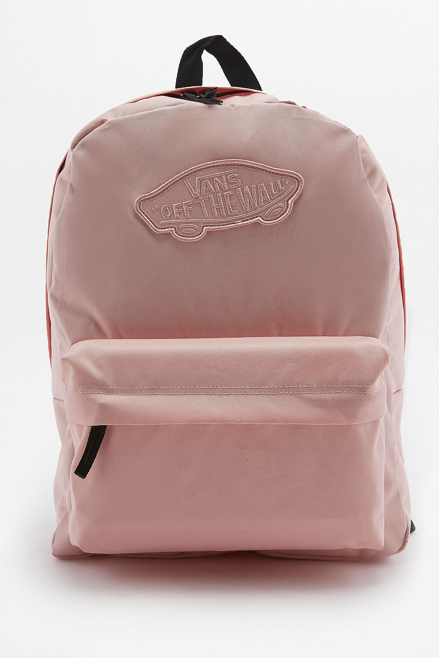 5e71028bc083 Vans Realm Pink Blossom Backpack