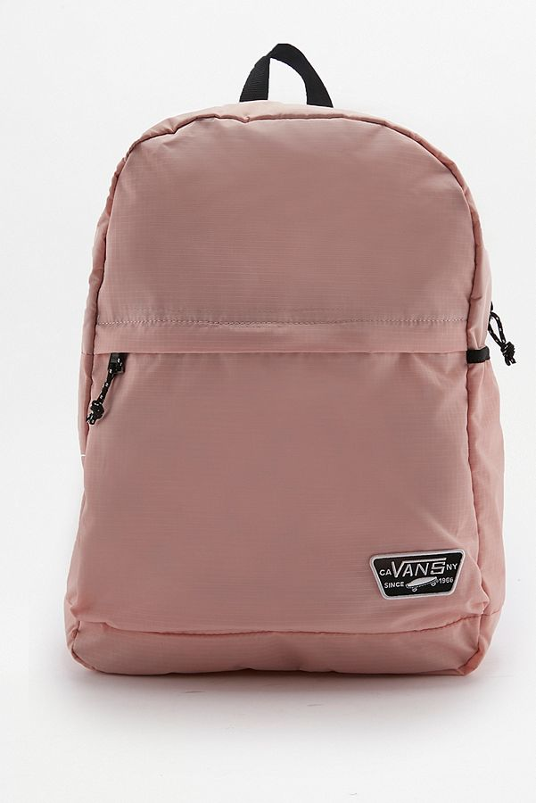 Vans Pep Squad Pink Backpack
