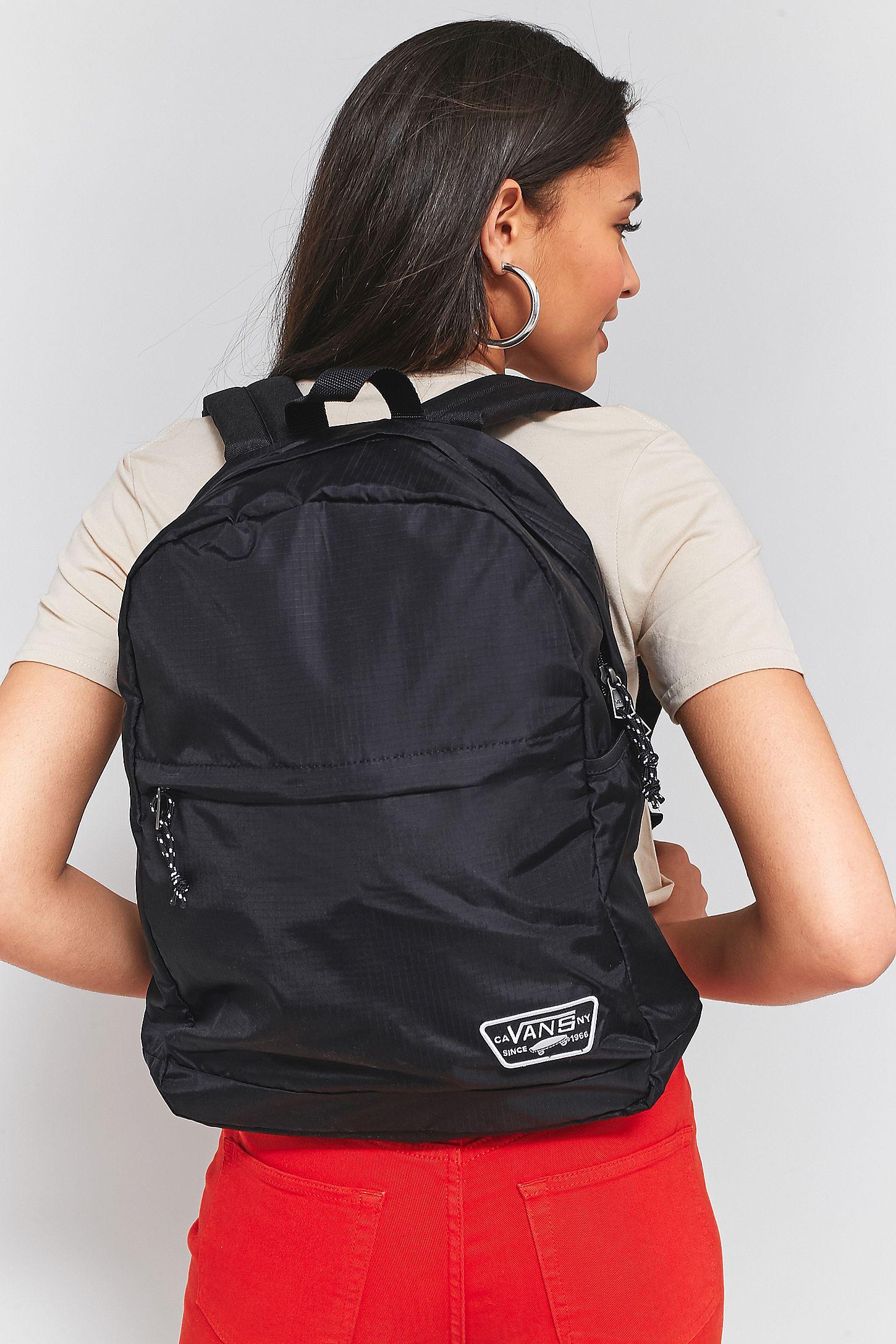 2c45b051fcdbcd Vans Pep Squad Black Backpack
