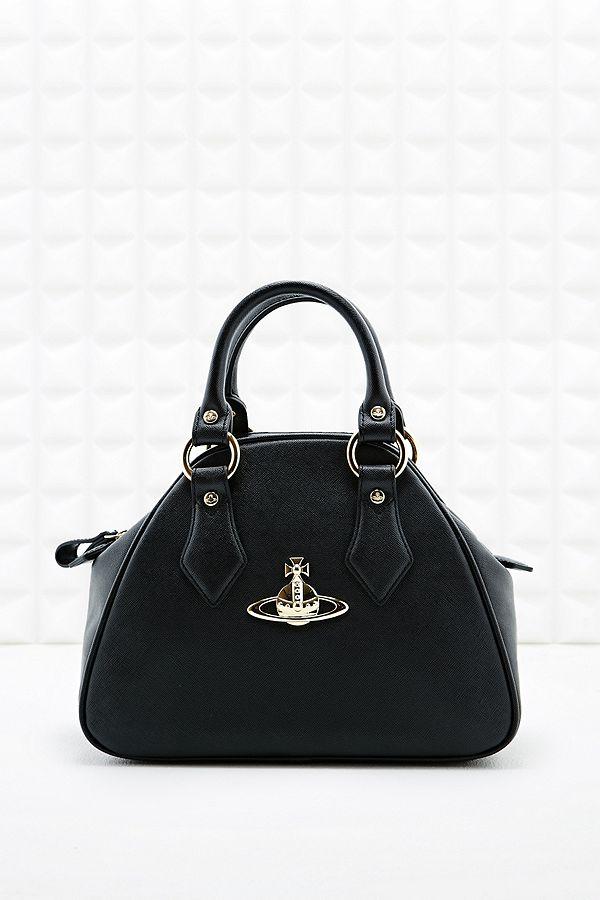 ff3c06aadc2 Vivienne Westwood Yasmine Bag in Black   Urban Outfitters UK