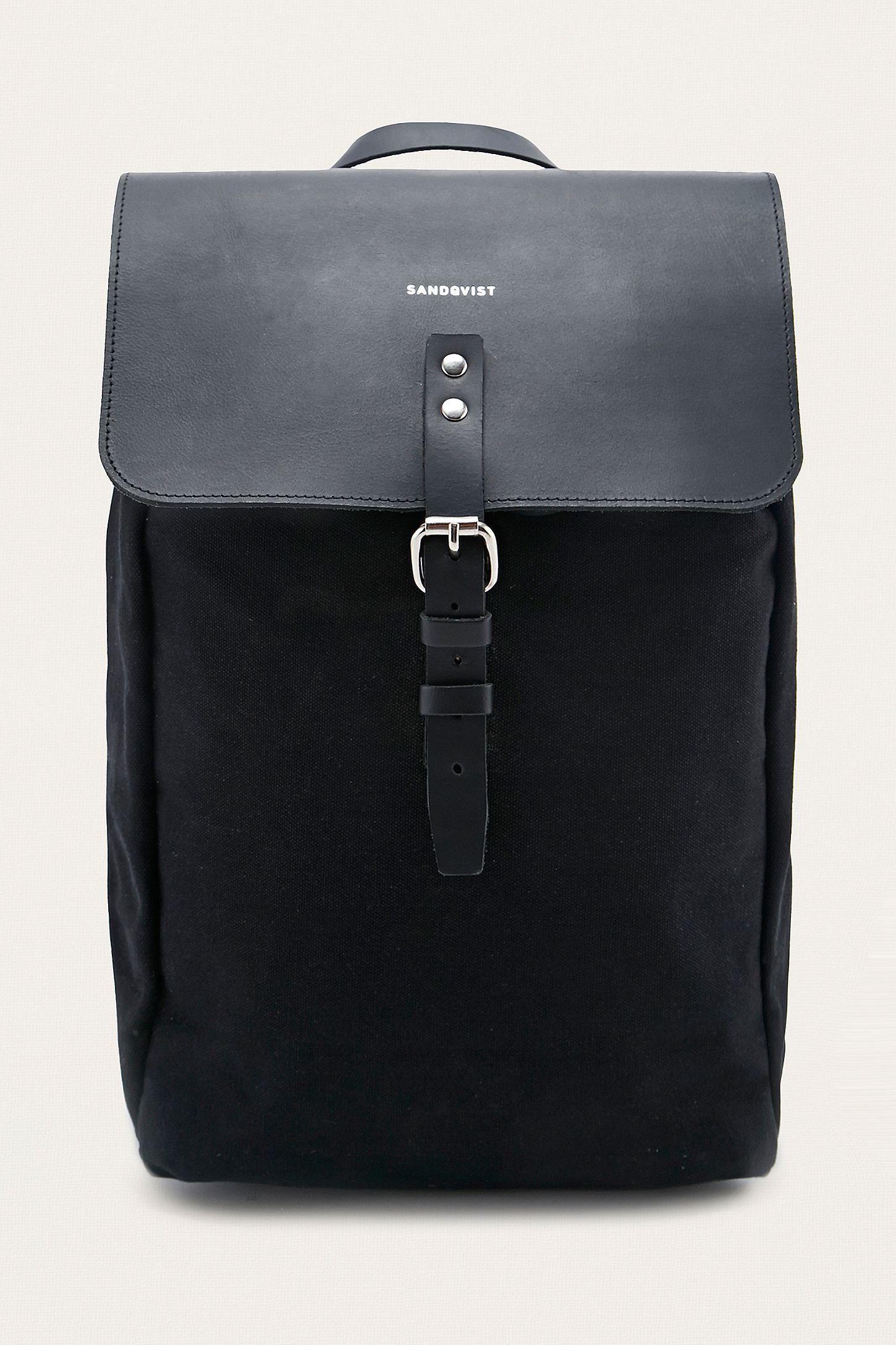 05c9a4790a Sandqvist Alva Black Backpack