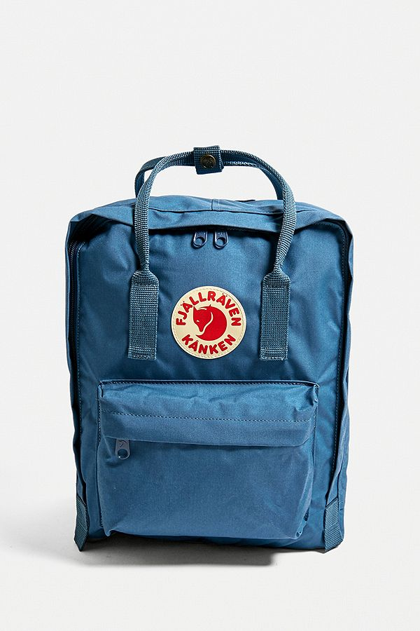 6b05576e303 Fjallraven Kanken Blue Ridge Backpack | Urban Outfitters UK