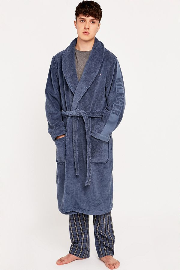 21a965e8412 Tommy Hilfiger Dressing Gown | Urban Outfitters UK