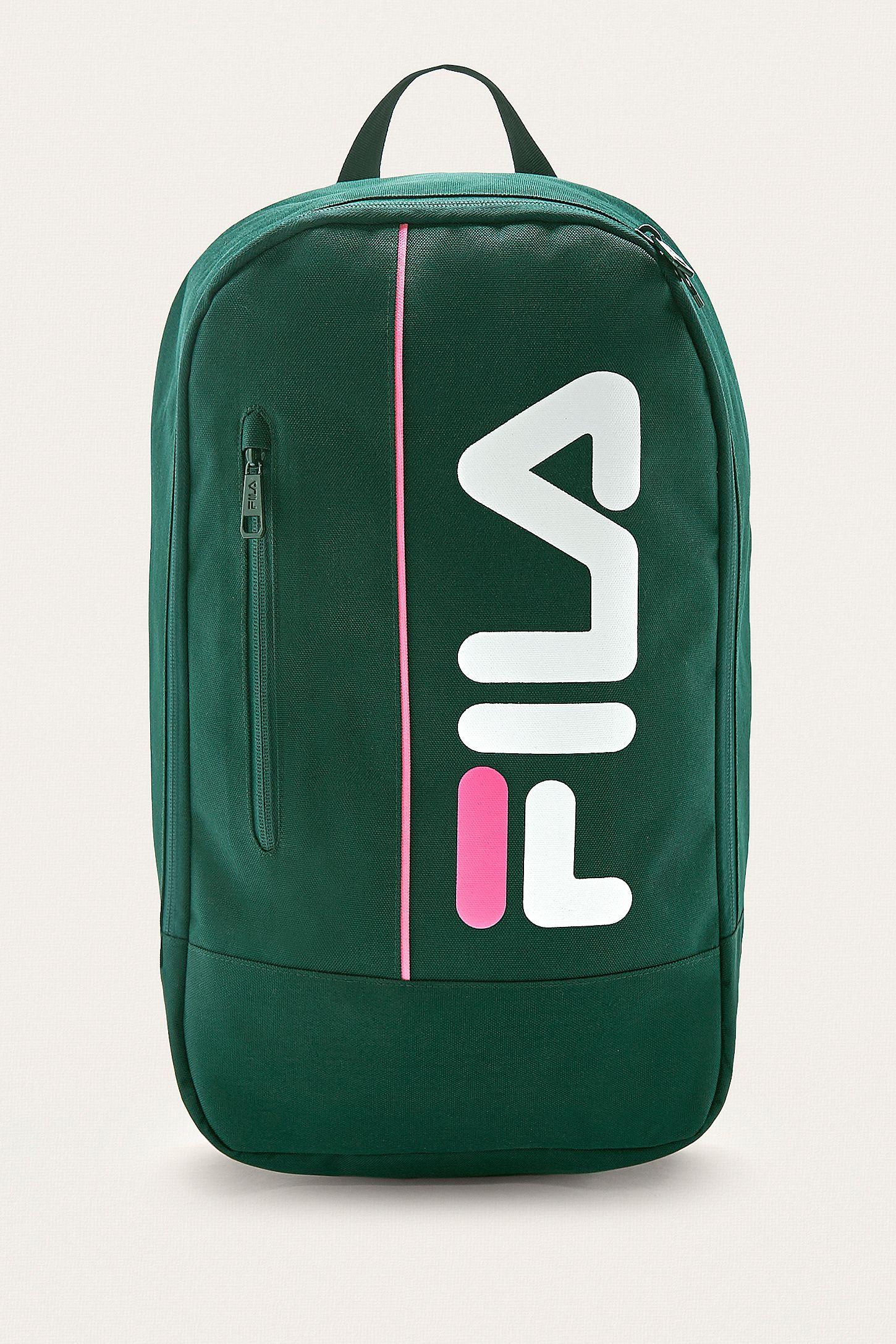 FILA Salvatore Green Backpack
