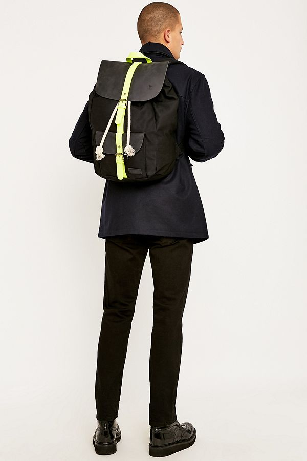 Dos Fr Sac NoirUrban Lewis Outfitters À Toile Lincoln En Forbesamp; 6vfIYbgy7